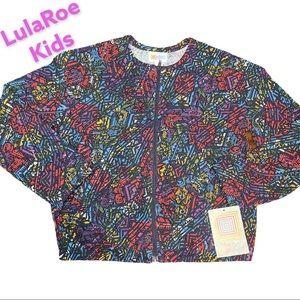 LulaRoe Monroe Girls Jacket